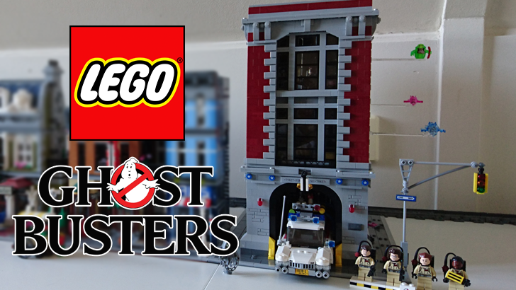 Review: LEGO Ghostbusters Headquarters