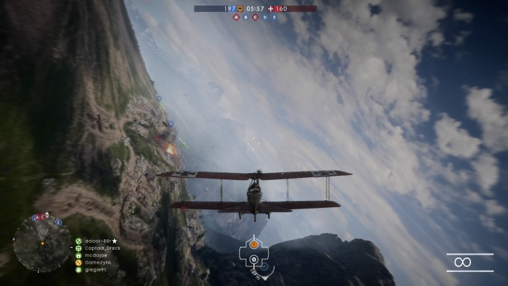 Battlefield 1 - Airplanes