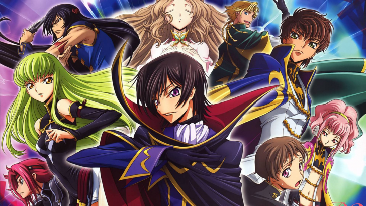 Review: Code Geass - Lelouch of the rebellion