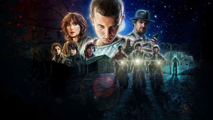 Review: Stranger Things